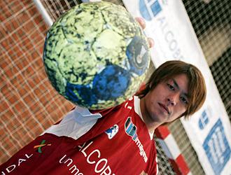 Daisuke Miyazaki, nuevo jugador del Alcobendas