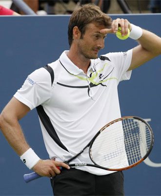 Ferrero no estar� en las semifinales de la Davis.