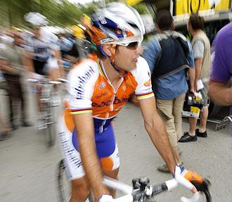 Freire durante el pasado Tour de Francia