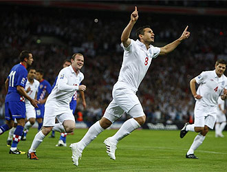 Inglaterra ya est� en el Mundial de Sud�frica.