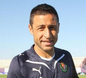Marcos, capitán del Valladolid