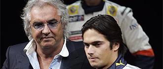 Briatore y Piquet