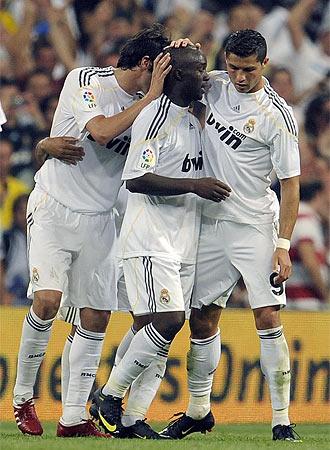 Lass y Cristiano Ronaldo apuntan a la suplencia.