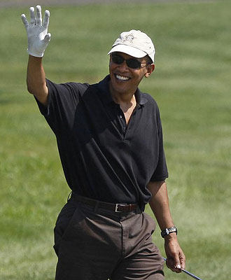 Obama no podrá estar en Copenhague