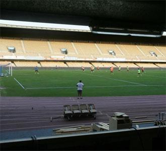 El Estadio de Chap�n se llenar� para el partido ante el Athletic.