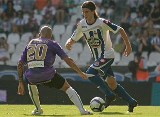 Filipe, durante el partido