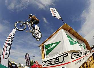 La fiesta de la bicicleta 2009 ser� en Las Rozas.