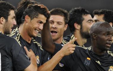 Z�rich 2-3 Real Madrid
