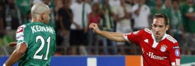 Maccabi Haifa 0-3 Bayern