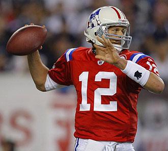 Tom Brady contra los Bills