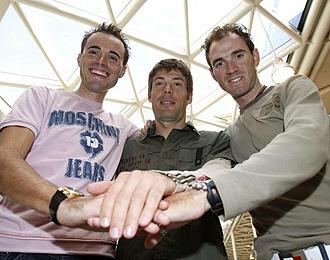 S�nchez, Valverde y Freire luchar�n por el Mundial