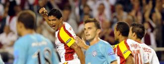 Sevilla 2-0 Unirea
