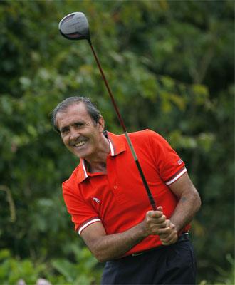 Seve, volver� a jugar un torneo de golf.