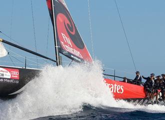 Imagen del Emirates New Zealand