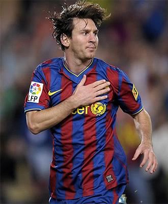 Leo Messi ser� la principal preocupaci�n c�ntabra