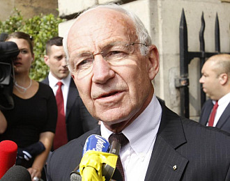 Bernard Rey tras el Consejo Mundial