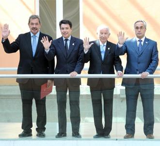 Cortés Elvira, González, Samaranch y Blanco