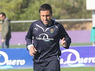 Marcos tuvo que ser sustituido frente al Mallorca.
