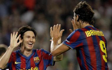 Barcelona 2-0 Dinamo Kiev