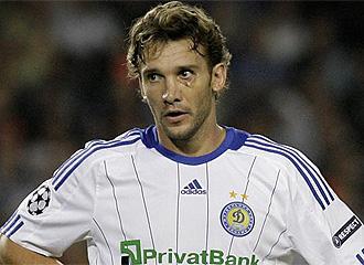 Andriy Shevchenko.