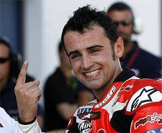 El piloto valenciano H�ctor Barber�
