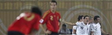 Espa�a 1-3 Italia