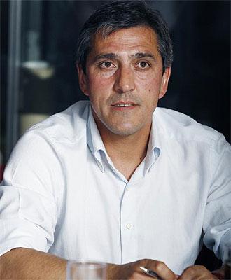 Pepe Murcia, t�cnico del Albacete