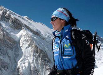 Pasab�n, en su ascensi�n al Kangchenjunga