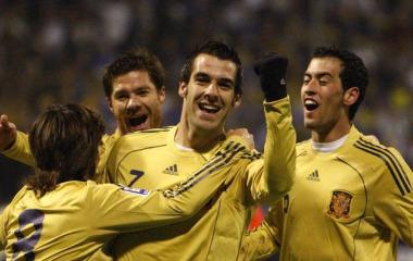 Bosnia 2-5 España