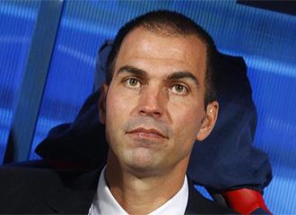 El entrenador del Stuttgart, Babbel.
