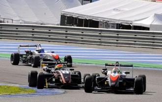 La carrera del European F3 en Jerez.