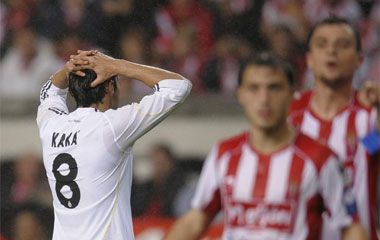 Sporting 0-0 Real Madrid