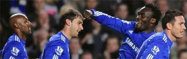 Chelsea 5-0 Blackburn Rovers