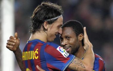 Barcelona 6-1 Zaragoza