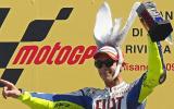 Las celebraciones de Rossi