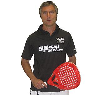 Miguel Sciorilli es uno de los entrenadores m�s prestigiosos del mundo del p�del.