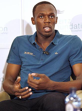 Bolt correrá también 400 metros