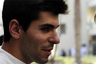 El piloto español Jaime Alguersuari.