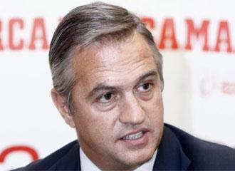 El presidente de la LFP, José Luis Astiazarán