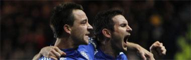 Lampard y Terry