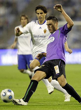 Zaragoza y Málaga ya empataron en la ida.