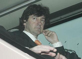 José Mari Baquero en su etapa en el Valencia