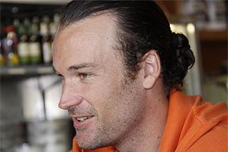 El tenista Carlos Moyá