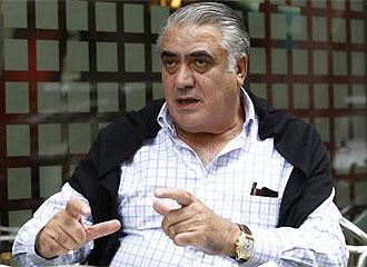 Lorenzo Sanz, en una pasada entrevista con MARCA.