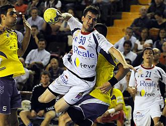 Lance de un Ademar-Valladolid