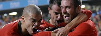 Portugal 1-0 Bosnia