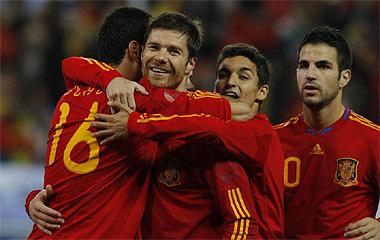 España-Argentina