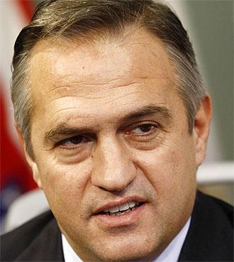 José Luis Astiazarán, presidente de la LFP