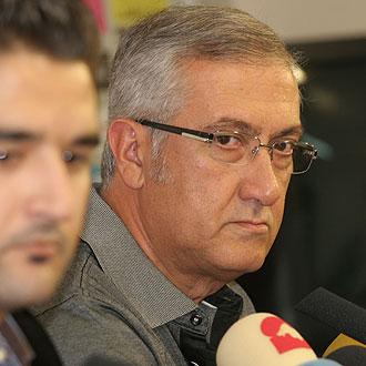 Manzano se ha despachado contra los ex propietarios del Mallorca