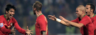 Bosnia 0-1 Portugal